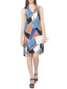 Dorothy Perkins Tall Geo Print Shift Dress