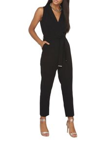 Dorothy Perkins Wrap Jumpsuit