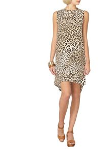 Dorothy Perkins Chain Hi Lo Dress