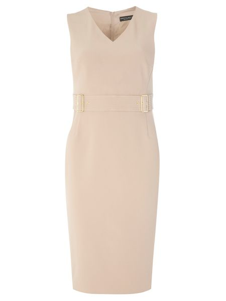 Dorothy Perkins Topstitch Pencil Dress