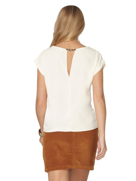 Dorothy Perkins Bar Back Top