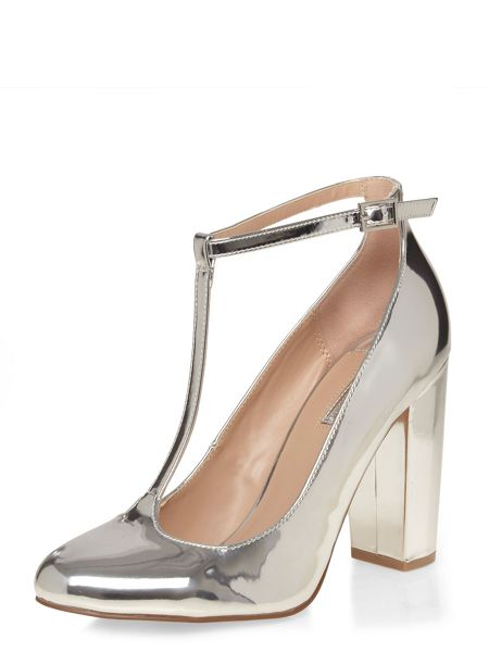Dorothy Perkins Britney T-Bar Courts