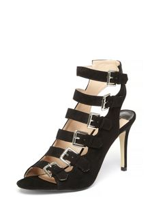 Dorothy Perkins Sassy Multi Buckle Sandals