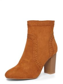 Dorothy Perkins Acorn Chop-out Boots