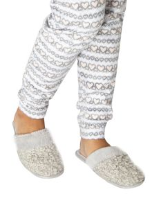 Dorothy Perkins Wool Slipper