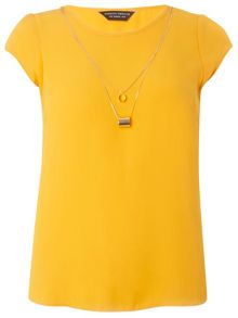Dorothy Perkins Chain T-Shirt
