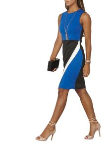 Dorothy Perkins Colour block Pencil Dress