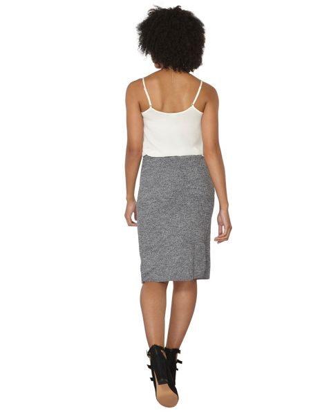 Dorothy Perkins Knitted Wrap Skirt