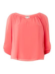 Dorothy Perkins Billie Petites Trim Top