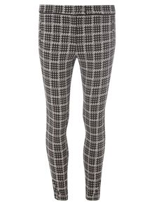 Dorothy Perkins Dogtooth Bengaline Trousers