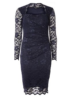 Lace Megan Dress