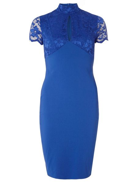 Dorothy Perkins Midi Bodycon Holly Dress