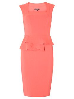 Scarlett B Vicky Peplum Dress