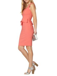 Dorothy Perkins Scarlett B Vicky  Peplum Dress