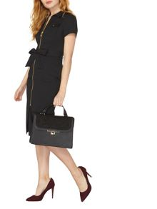 Dorothy Perkins Textured Shirt Dress