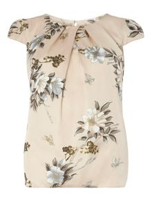 Dorothy Perkins Billie and Blossom Floral Shell Top