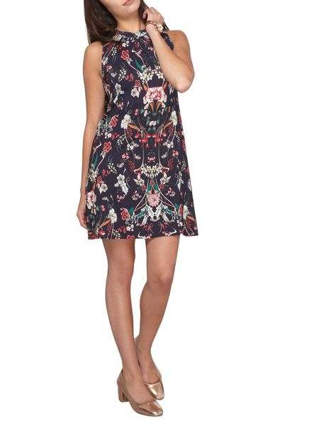 Dorothy Perkins Petite Floral Shirt Dress