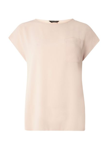 Dorothy Perkins Zip Back T-Shirt