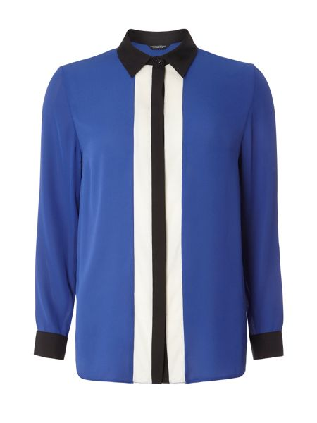 Dorothy Perkins Colour Block Shirt