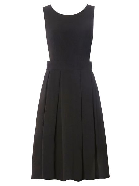 Dorothy Perkins Pinny Fit and Flare Dress