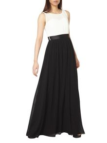 Dorothy Perkins Mono Natalie Maxi Dress