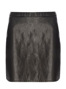 Dorothy Perkins PU Skirt