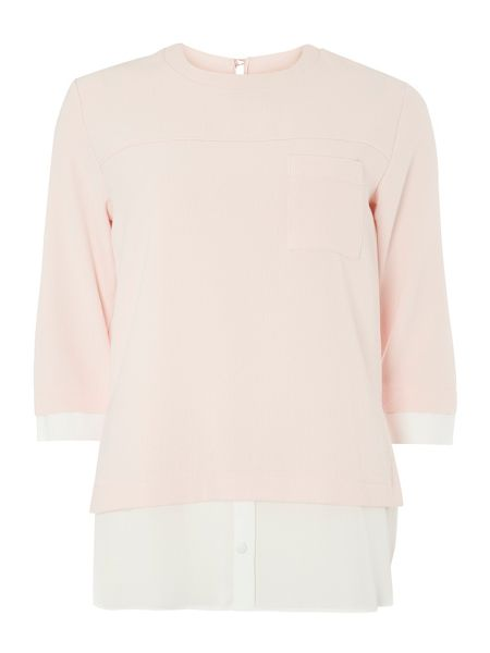 Dorothy Perkins 2in1  Pocket Top