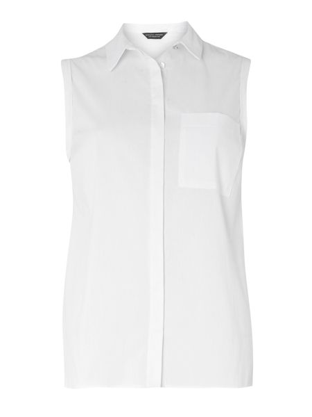 Dorothy Perkins Cotton Poplin Shirt