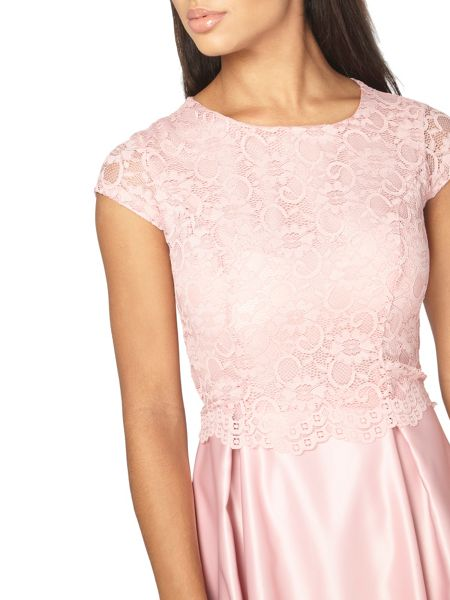 Dorothy Perkins Luxe Lace Prom Dress