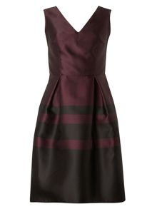 Dorothy Perkins Luxe Striped Prom Dress