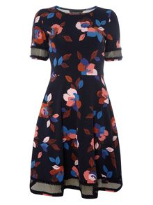 Dorothy Perkins Stem Floral Lace Dress
