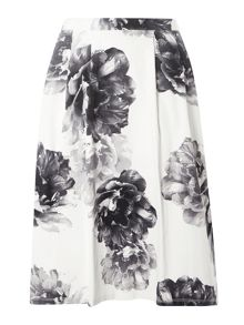 Dorothy Perkins Floral Full Skirt