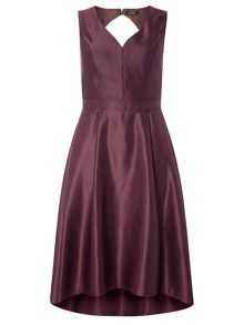 Dorothy Perkins Luxe Hi-Low Prom Dress