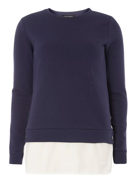 Dorothy Perkins Popper 2in1 Sweater