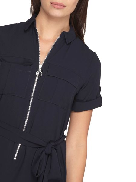 Dorothy Perkins Petite Pocket Shirtdress