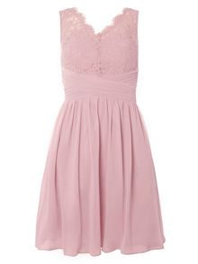 Dorothy Perkins Showcase Josie Lace Prom Dress