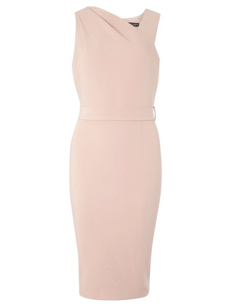 Dorothy Perkins Asymmetric Pencil Dress