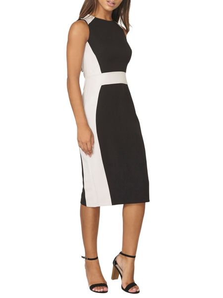 Dorothy Perkins Colourblock Pencil Dress