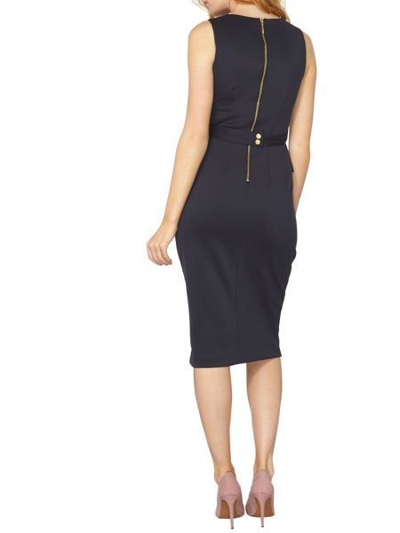 Dorothy Perkins Waterfall Pencil Dress