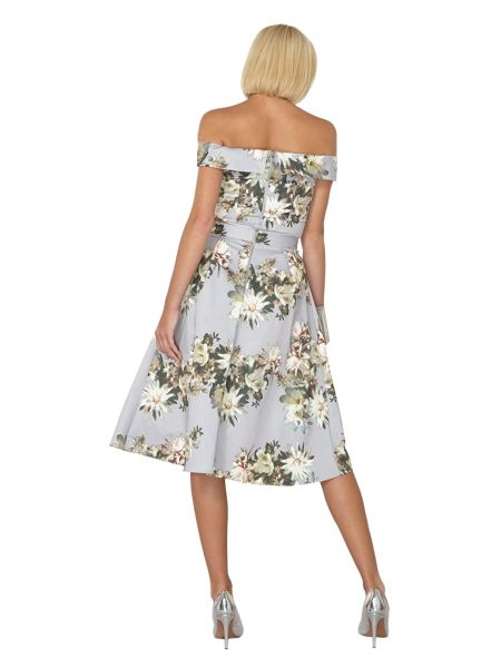 Dorothy Perkins Floral Printed Full Skirt