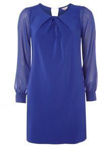 Dorothy Perkins Billie and Blossom Petite Gem Trim Dress