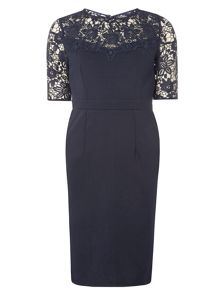 Dorothy Perkins Showcase Kate Bodycon Lace Dress