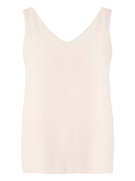 Dorothy Perkins Petite Double Layer Top