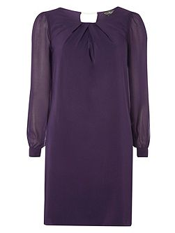 Billie Black Label Trim Shift Dress