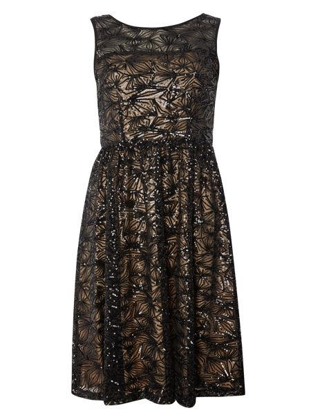 Dorothy Perkins Sequin Prom Dress