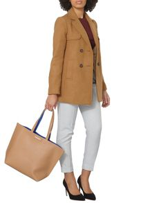 Dorothy Perkins Long Sleeve Peacoat