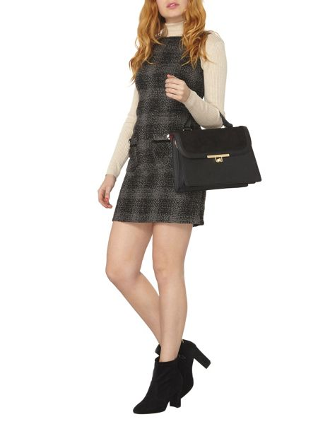 Dorothy Perkins Tweed Style Shift Dress