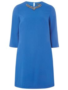 Dorothy Perkins Embellished Dress