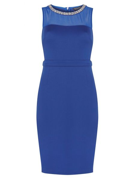 Dorothy Perkins Embellished Pencil Dress