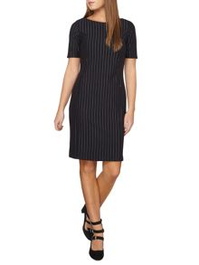 Dorothy Perkins Petite Stripe Shift Dress
